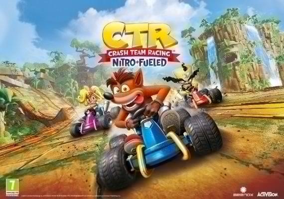 Crash Team Racing Nitro-Fueled US