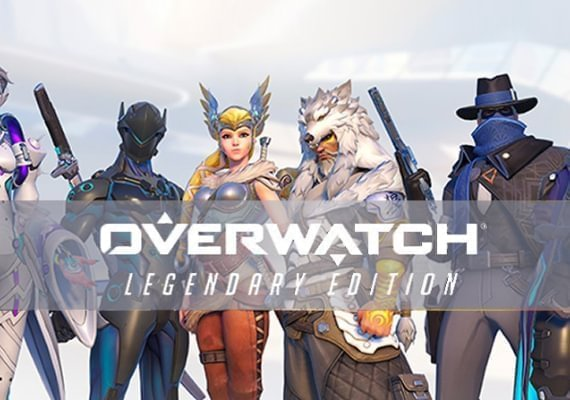 Overwatch - Legendary Edition EU
