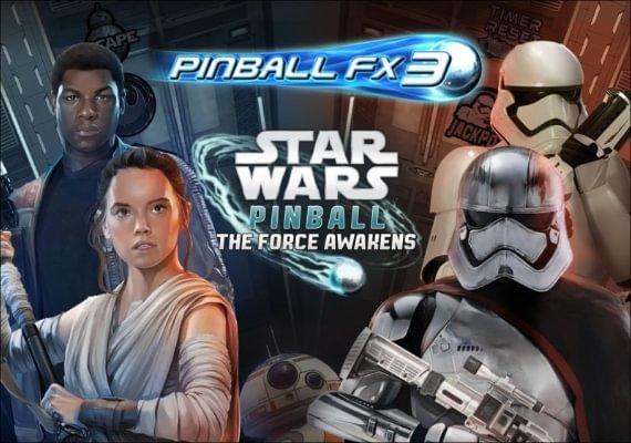 Pinball FX3: Star Wars Pinball - The Force Awakens Pack