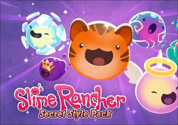 Slime Rancher: Secret Style Pack EU
