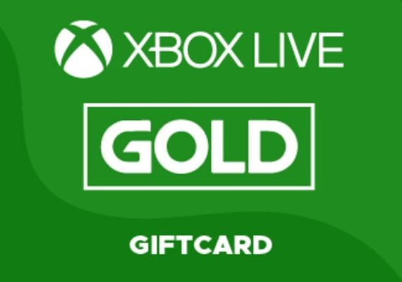Xbox Live Gold 12 months UK