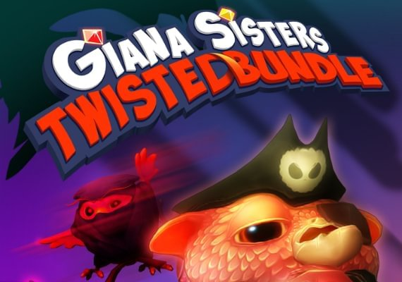 Giana Sisters - Twisted Bundle