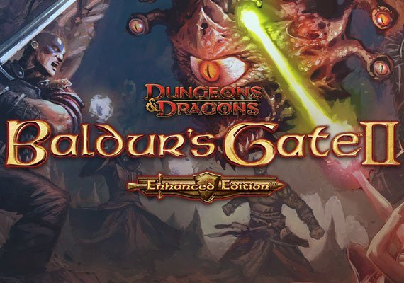 Baldur's Gate II - Enhanced Edition