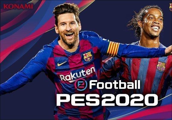 eFootball PES 2020 ROW