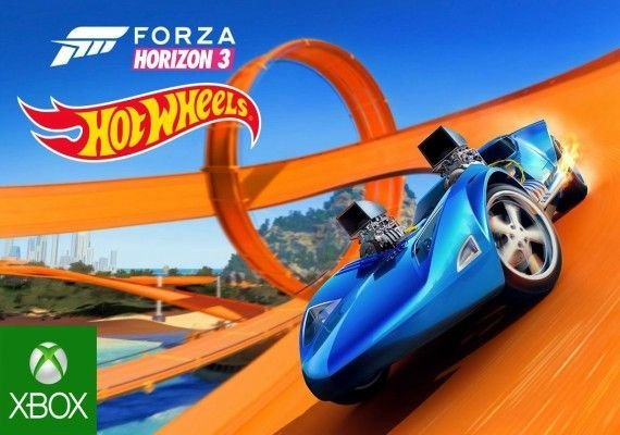 Forza Horizon 3 + Hot Wheels