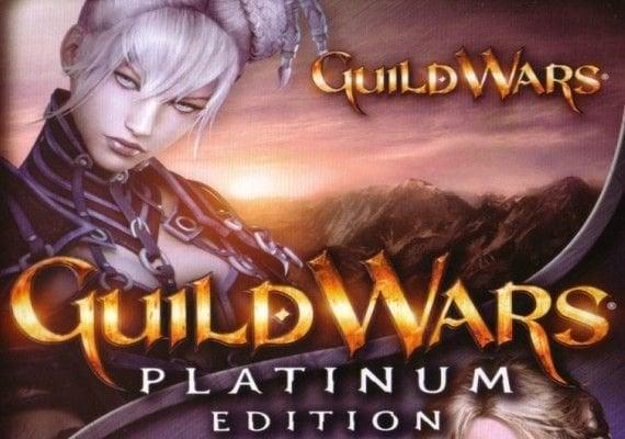 Guild Wars - Platinum Edition
