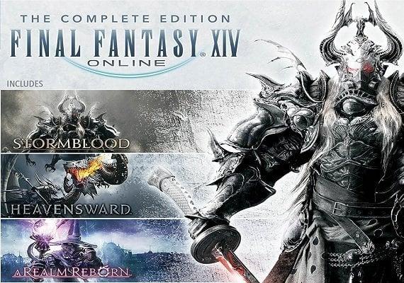 Final Fantasy XIV - Complete Edition 2019  EU