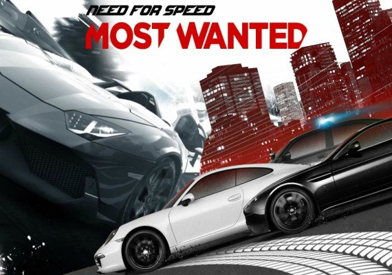 Need for Speed: Most Wanted ENG