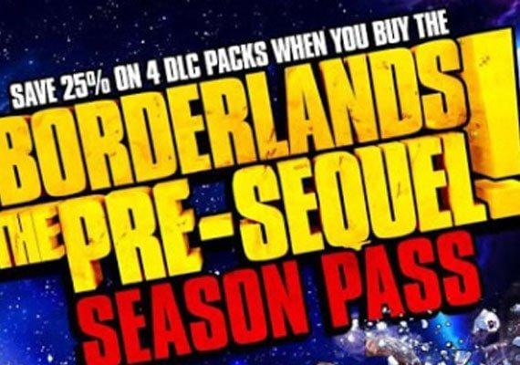 Borderlands: The Pre-Sequel - Season Pass EU