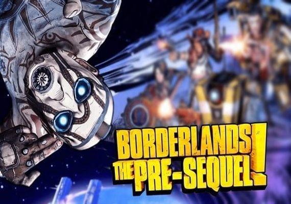 Borderlands: The Pre-Sequel + Season Pass EU Bundle