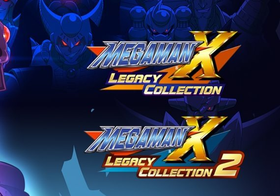 Mega Man X Legacy - Collection 1+2 Bundle