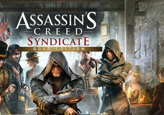 Assassin's Creed: Syndicate - Gold Edition EU