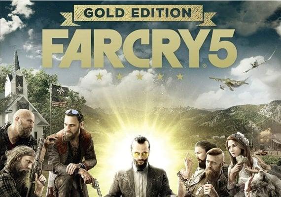 Far Cry 5 - Gold Edition EU
