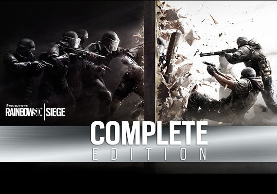 Tom Clancy's Rainbow Six: Siege - Complete Edition EMEA