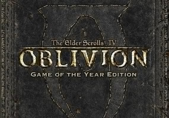 The Elder Scrolls IV: Oblivion - GOTY Edition