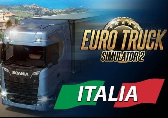 Buy Euro Truck Simulator 2 Italia Steam Cd Key Cheap