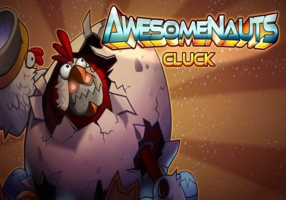 Awesomenauts And Cluck Costume - Bundle