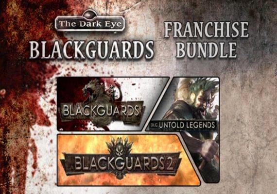 Blackguards - Franchise Bundle