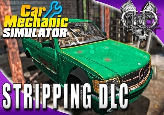 Car Mechanic Simulator 2015: Car Stripping
