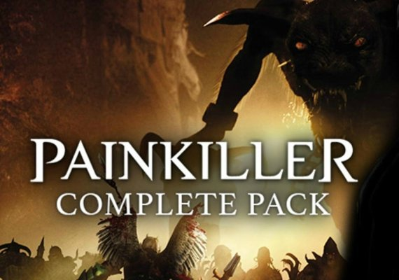 Painkiller - Complete Pack