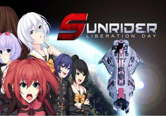 Sunrider - Liberation Day Captain's Edition