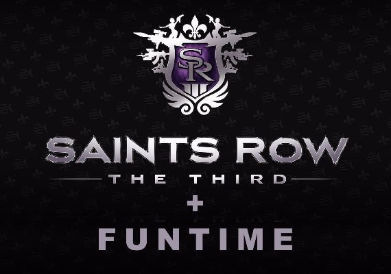 Saints Row: The Third Funtime Pack Cut