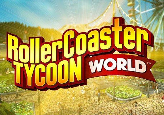 RollerCoaster Tycoon: World - Steam