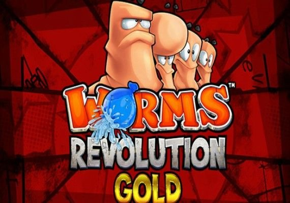 Worms Revolution - Gold Edition - Steam