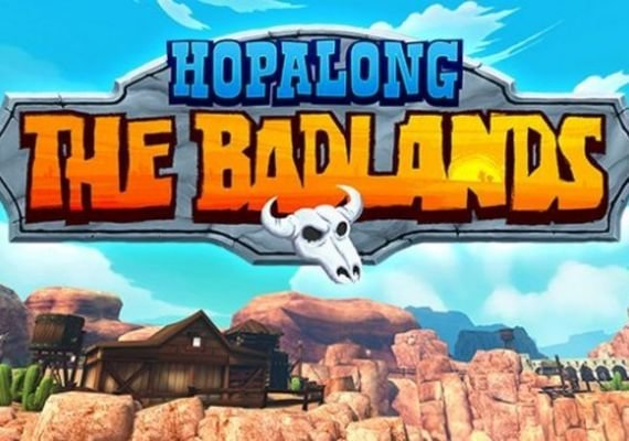 Hopalong The Badlands VR