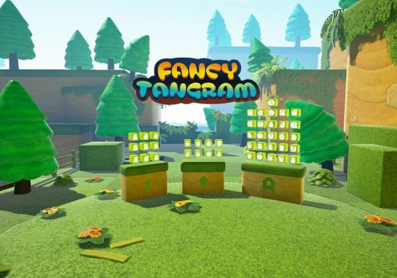 Fancy Trangram VR