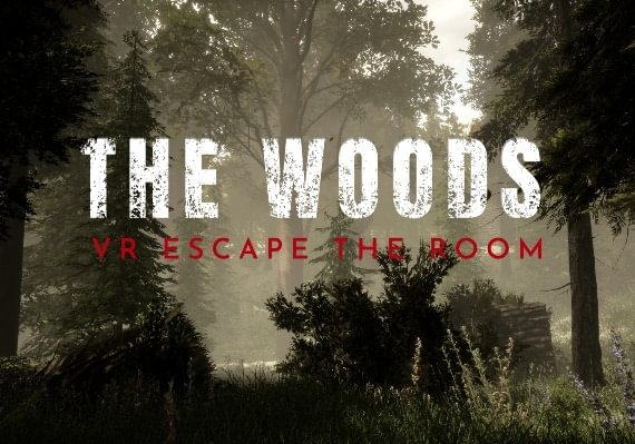 The Woods VR Escape the Room
