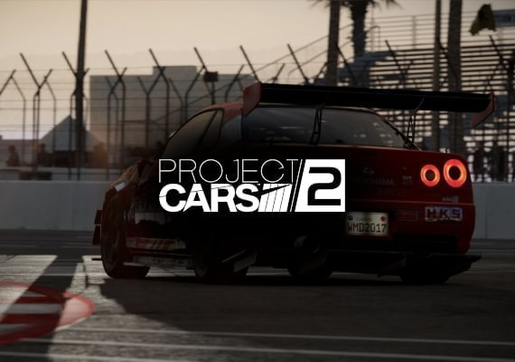 Project Cars 2 Deluxe Edition EU