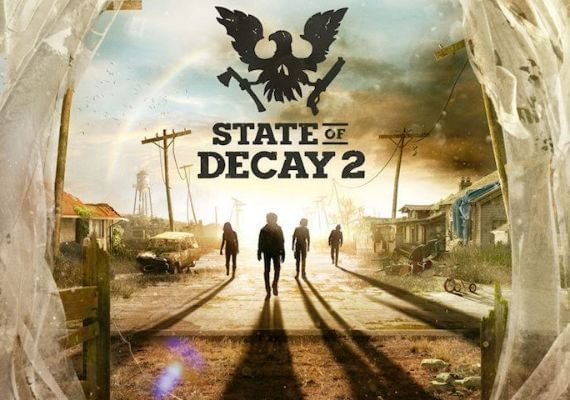 State of Decay 2 Xbox One Windows 10