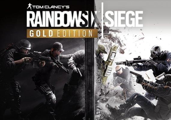 Tom Clancy's Rainbow Six: Siege Gold Edition EU