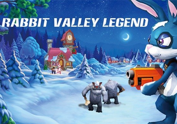 Rabbit Valley Legend VR