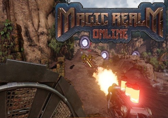 Magic Realm Online VR