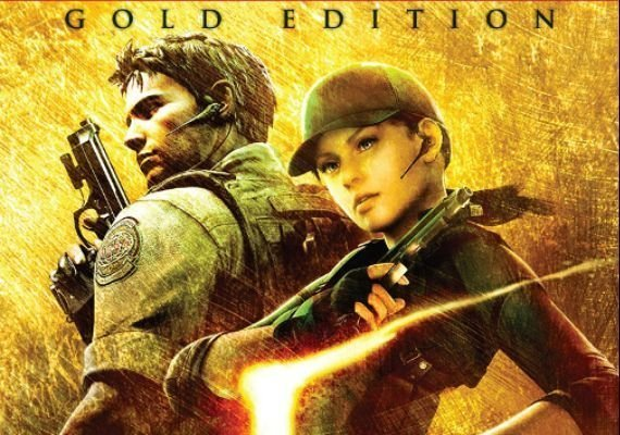 Resident Evil 5 Gold Edition EU