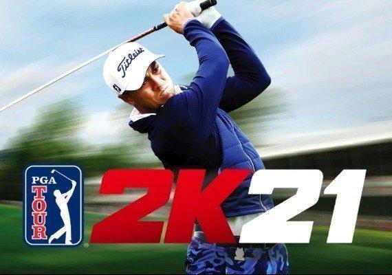 PGA Tour 2K21 Deluxe Edition EU