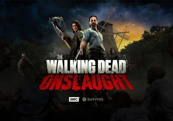 The Walking Dead Onslaught VR