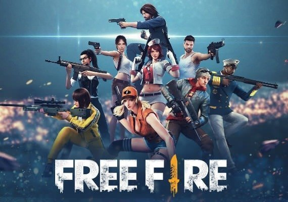 Garena Free Fire Gamecard 1188 Diamonds