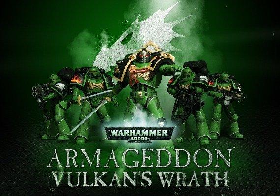 Warhammer 40,000: Armageddon Vulkan's Wrath