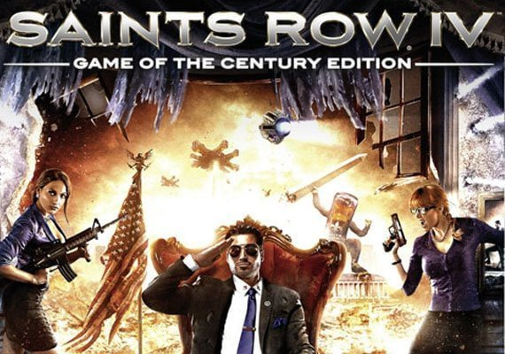 Saints Row IV Game of the Century Edition NA