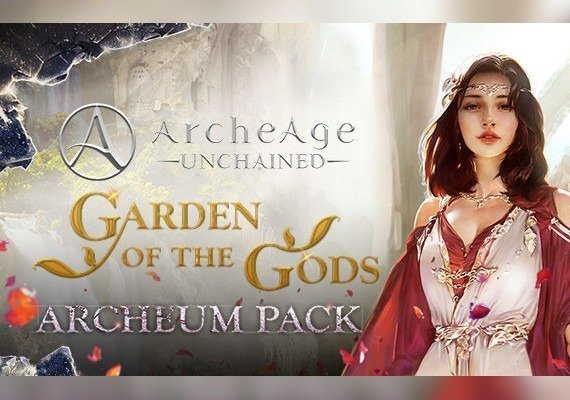 ArcheAge: Unchained Garden Of The Gods Archeum Pack EU