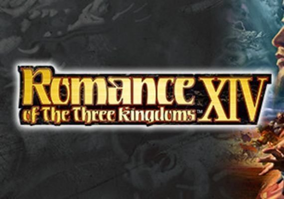 Romance of The Three Kingdoms XIV Deluxe Edition PS4