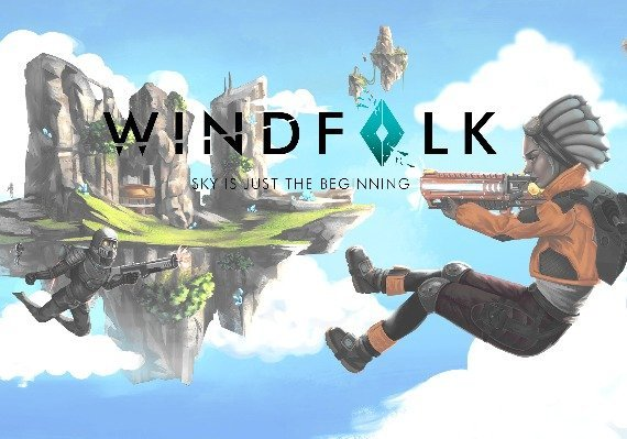 Windfolk Sky IJust The Beginning PS4