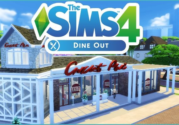 Die Sims 4 Dine Out