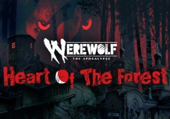 Werewolf The Apocalypse Heart of the Forest PS4