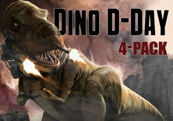 Dino D-Day 4-Pack