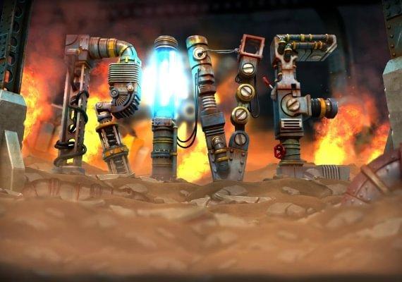 RIVE: Wreck, Hack, Die, Retry! - Steam