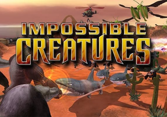 Impossible Creatures - Steam